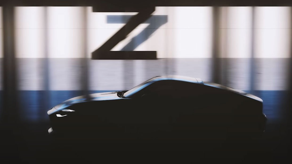 """Nissan Teases What's Next… Including a New """"Z"""" Car"""
