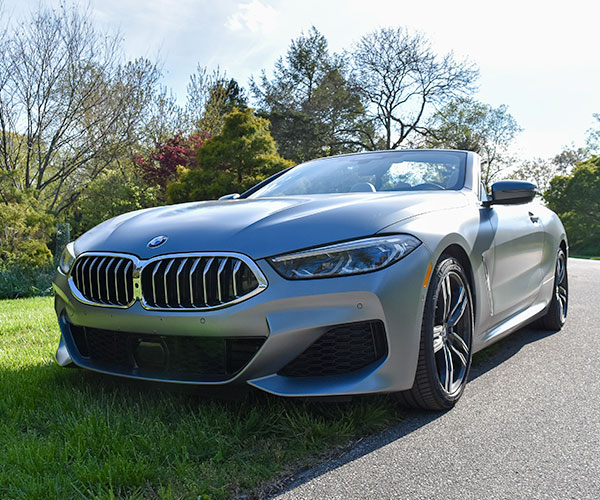 2020 BMW 840i Coupe and Convertible Review: Luxury, Power, and Open Air Fun