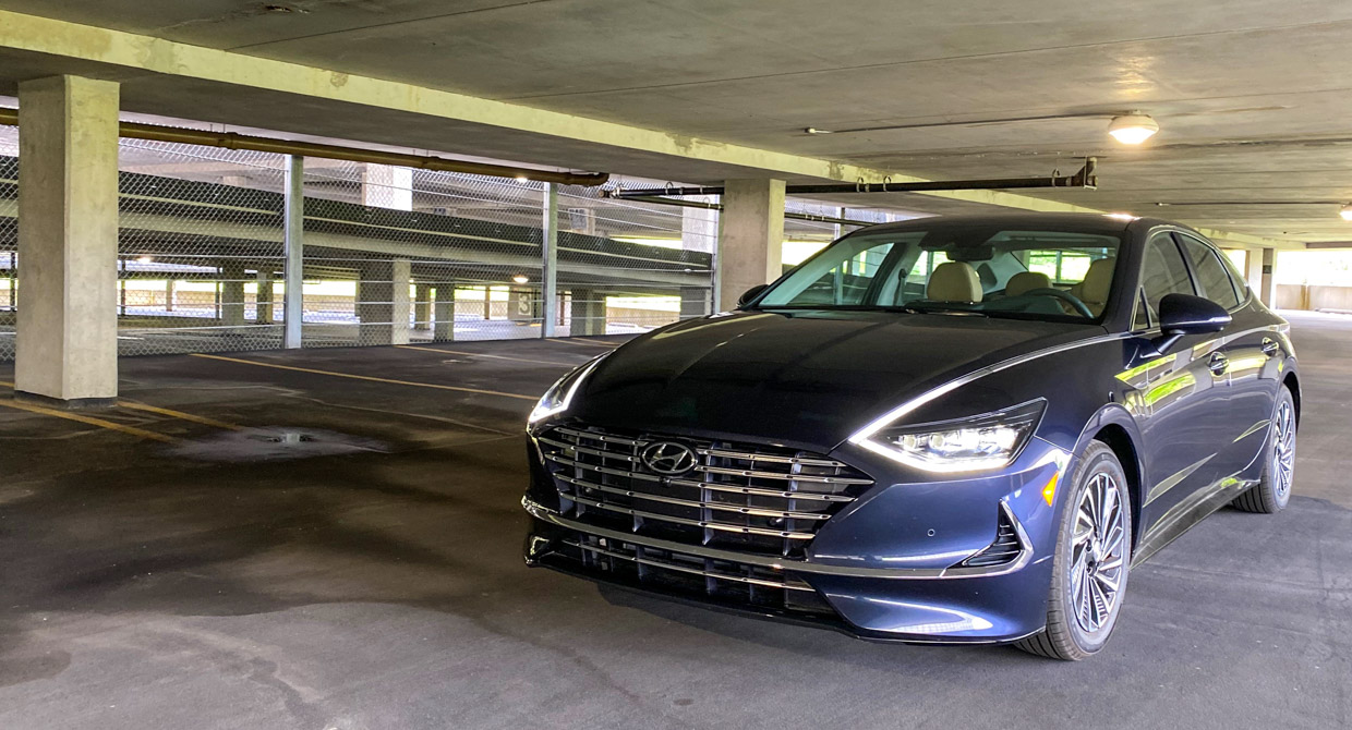 2020 Hyundai Sonata Hybrid Review: A Sophisticated and Efficient Sedan