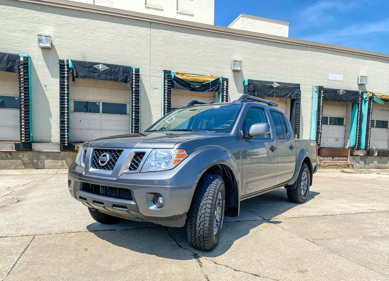 2020 Nissan Frontier PRO-4X Review: It's All About the Drivetrain