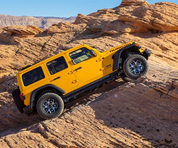 Rumors Hint at Changes to the 2021 Jeep Wrangler