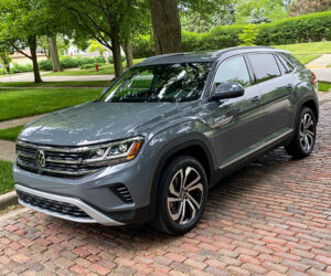 2020 Volkswagen Atlas Cross Sport V6 4Motion Review: Cross, Yes. Sport, No.