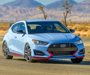 2021 Hyundai Veloster N Gets a Dual-Clutch Gearbox Option