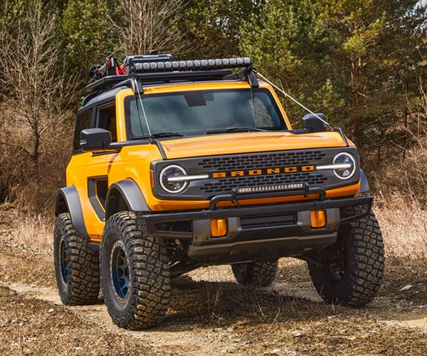 Ford Says Some 2021 Bronco Fans Won't Get Their Ride Until 2022