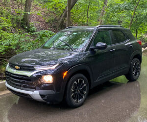 2021 Chevrolet Trailblazer First Drive Review: Blazing a New Trail