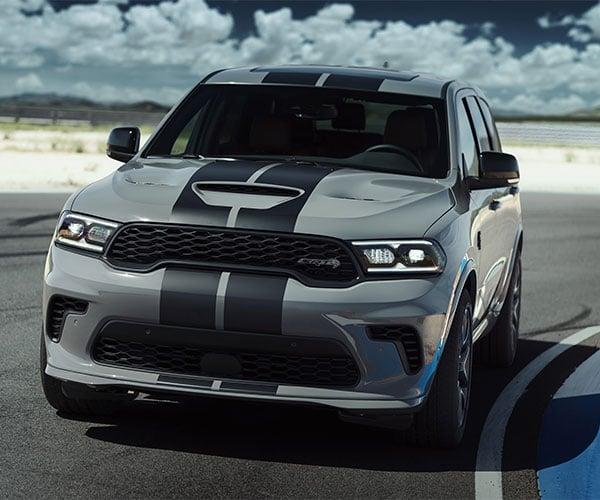 2021 Dodge Durango SRT Hellcat is a Three-Row Drag Racing Machine