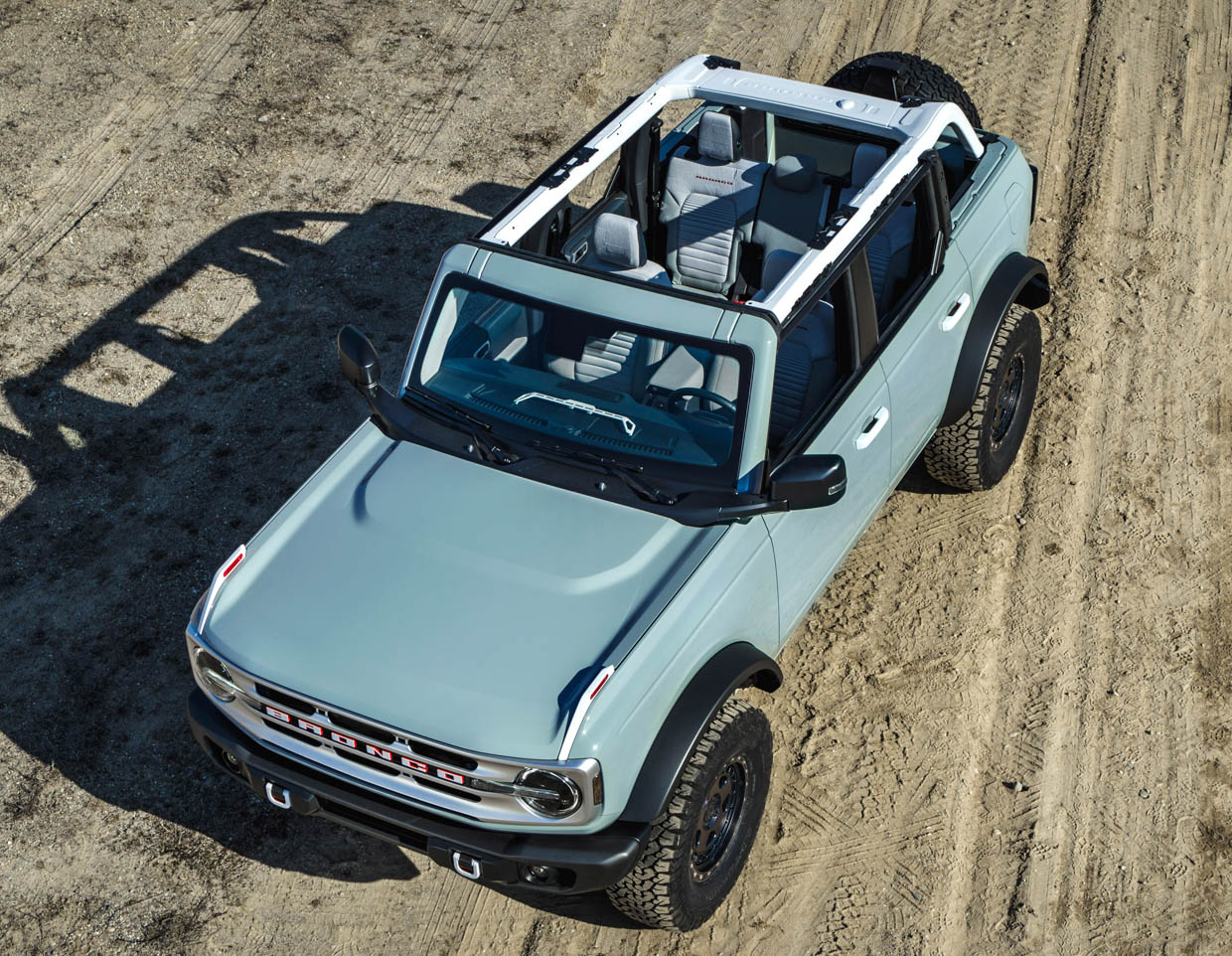 2021 Ford Bronco Specs Features And Pics Revealed