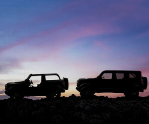 """Ford Teases 2021 Bronco Line with """"Built Wild"""" Extreme Durability"""