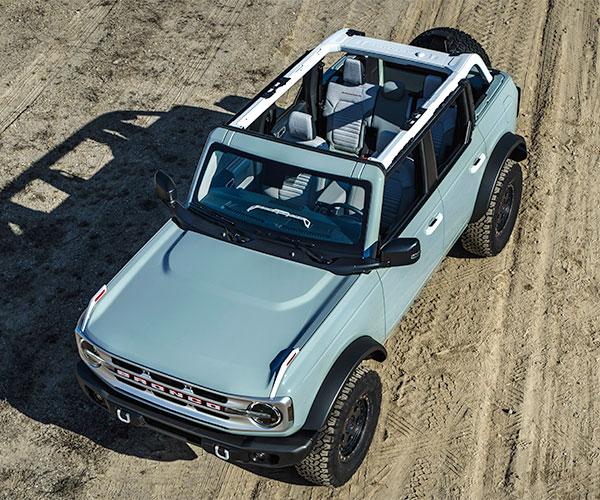 2021 Ford Bronco: Specs, Features, and Pics Revealed