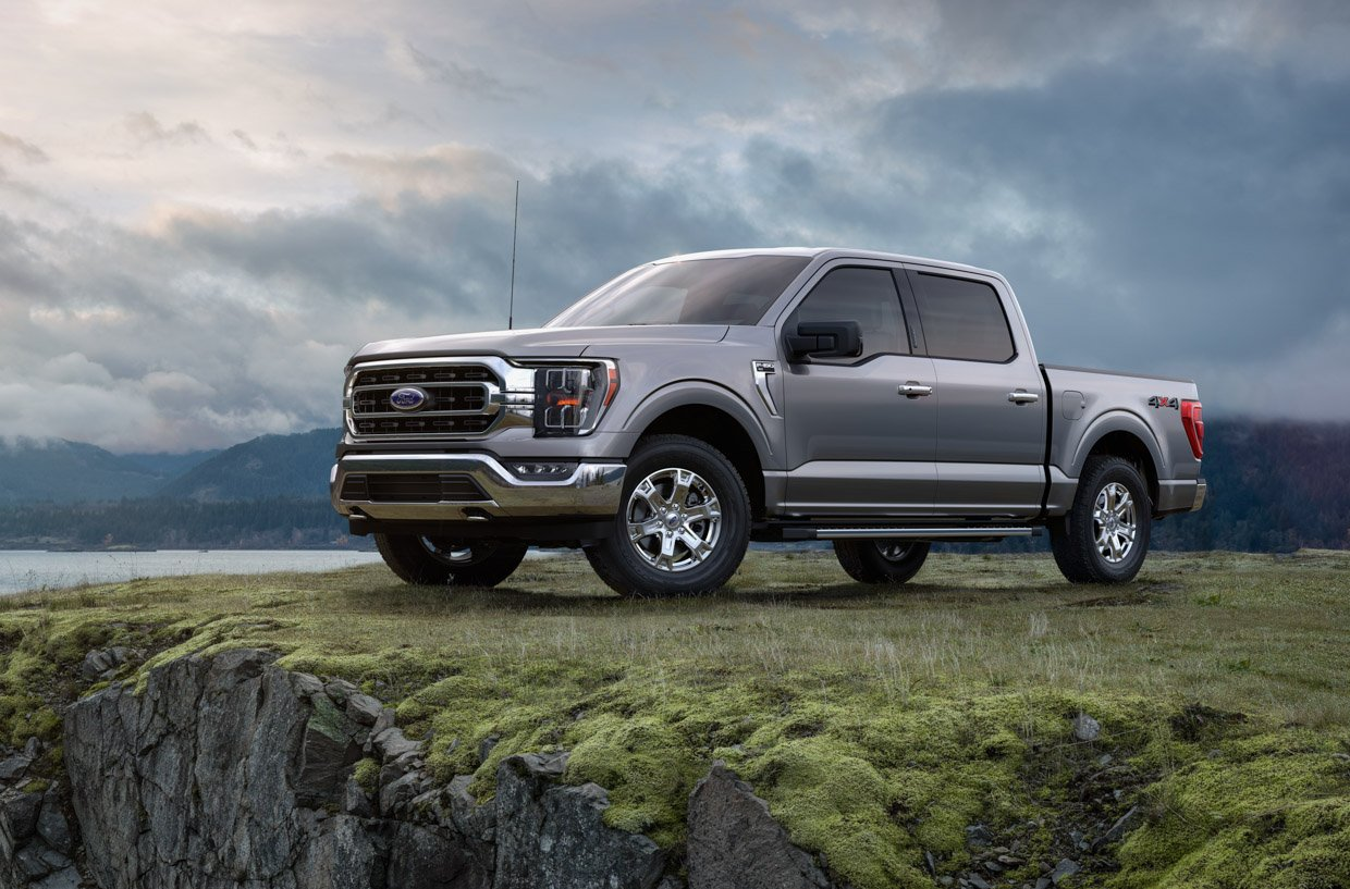 Leaked Ford Dealer Order Guide Shows 2021 F-150 Starting Price
