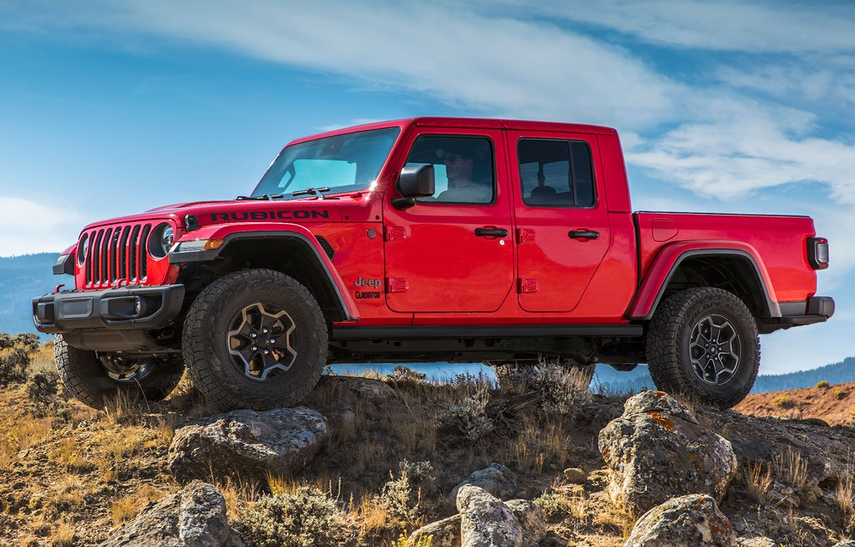 how much more money is the ecodiesel jeep gladiator
