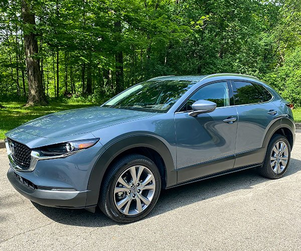 2020 Mazda CX-30 Premium Review: Small Crossover Goes Zoom Zoom
