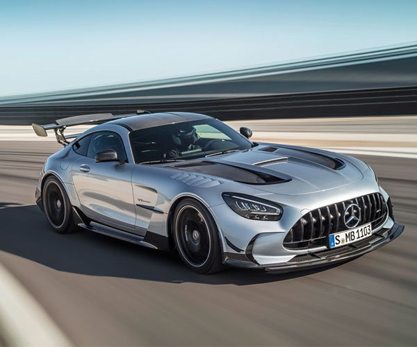 2021 Mercedes-AMG GT Black Series Has the Most Potent AMG V8 Ever