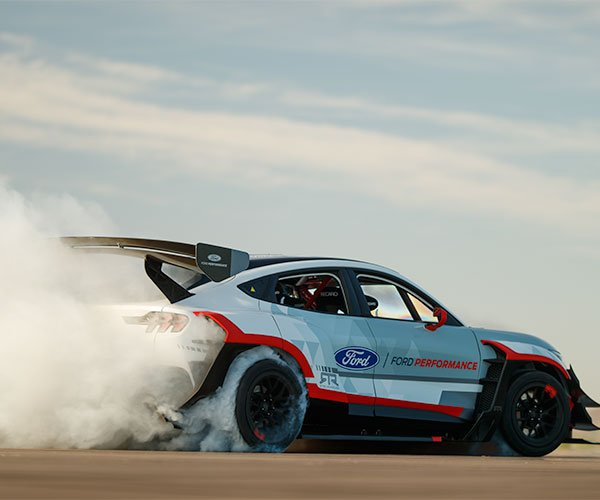 Ford Mustang Mach-E 1400 is a Pure Electric Racing Machine