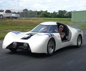 The Omega Eco Car Aims for 100 mph and Dodge Viper-like Acceleration