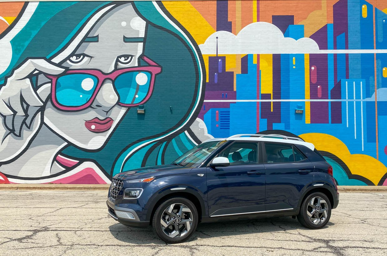 2020 Hyundai Venue Denim Edition Review: Try One on for Size