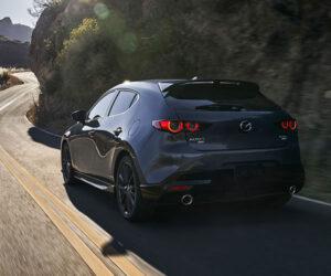 2021 Mazda3 2.5 Turbo Prices Announced