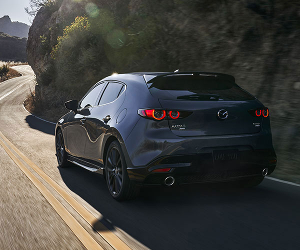 2021 Mazda3 2.5 Turbo Prices Announced