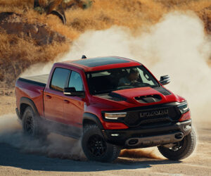 2021 Ram 1500 TRX Is a 702hp Hellcat Powered Monster