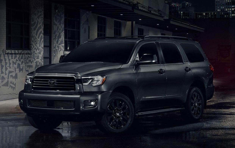 2021 Toyota Sequoia Prices Announced