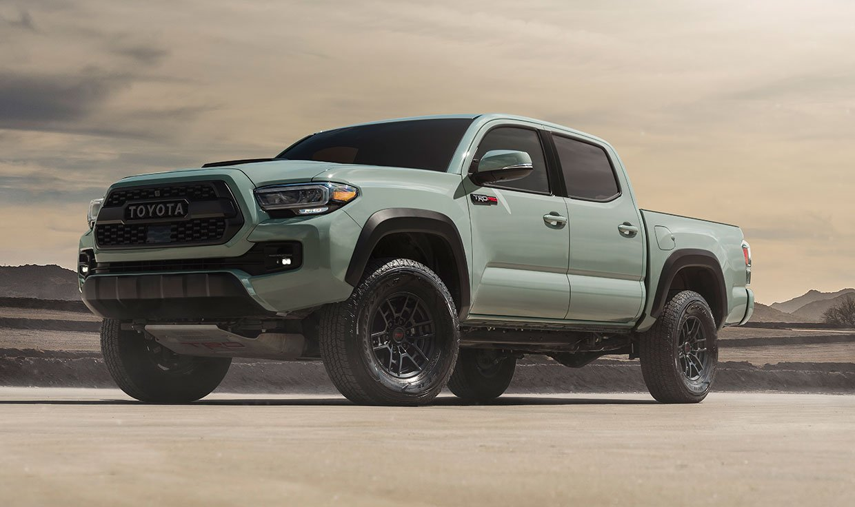 2021 Toyota Tacoma Range Includes Two Special Editions