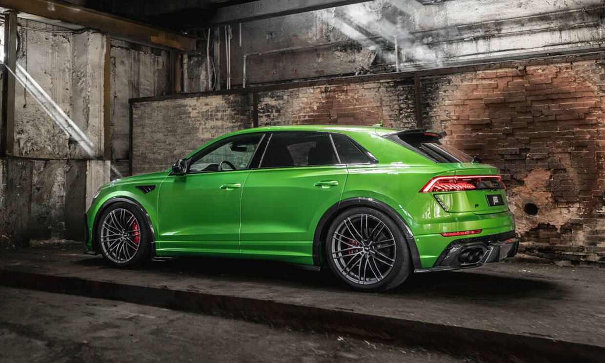 ABT Audi RSQ8-R is a 740hp, 195 mph SUV