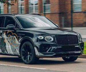 2021 Bentley Bentayga Speed Has New Look, Still Packs a W-12