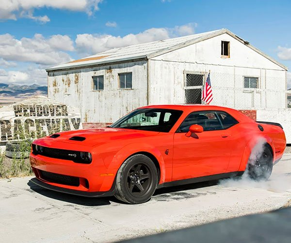 2020 Dodge Challenger SRT Super Stock is the Quickest (Production) Muscle Car