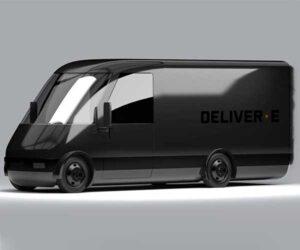 Bollinger Motors Deliver-E Is a Pure Electric Delivery Van