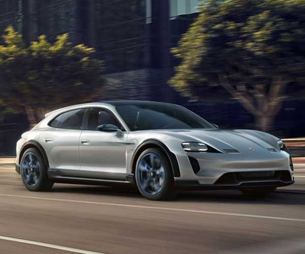 Porsche Delays Taycan Cross Turismo to Focus on Normal Taycan Models