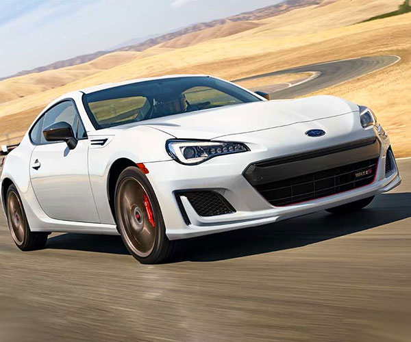 The Subaru BRZ Is Dead, Long Live the BRZ