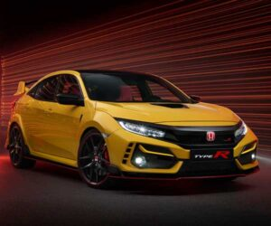 2021 Honda Civic Type R Limited Edition is Destined for Dealer Markups