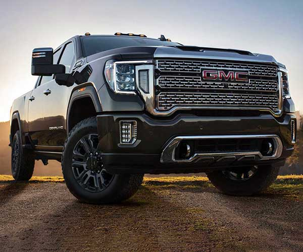 2021 GMC Sierra Trucks Gain Trailering Tech and Cheaper Diesel Power