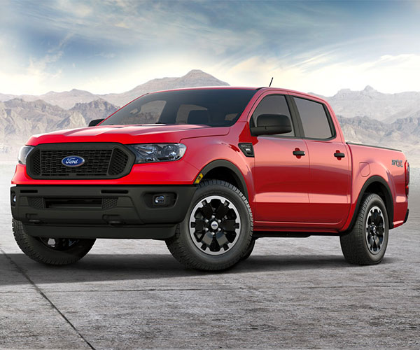 2021 Ford Ranger Gains STX Special Edition Package
