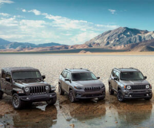 Jeep Celebrates 80th Anniversary with Special Editions