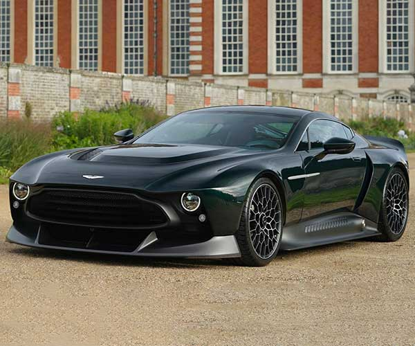 Aston Martin Victor is a Gorgeous One-off Beast