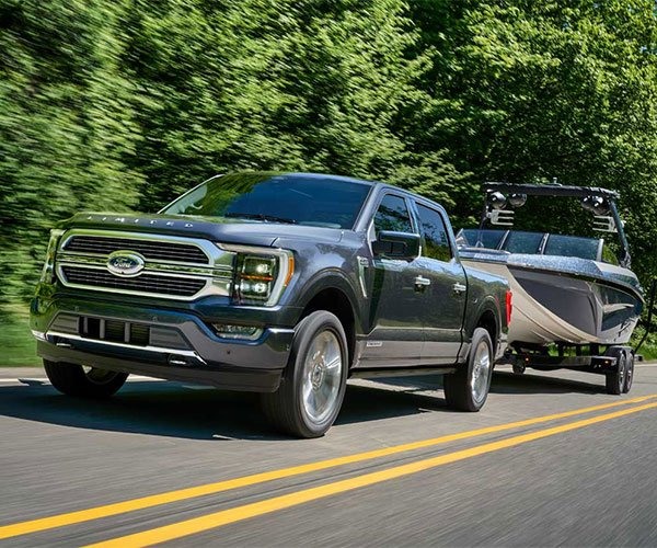 Ford Shares 2021 F-150 Towing and Payload Specs