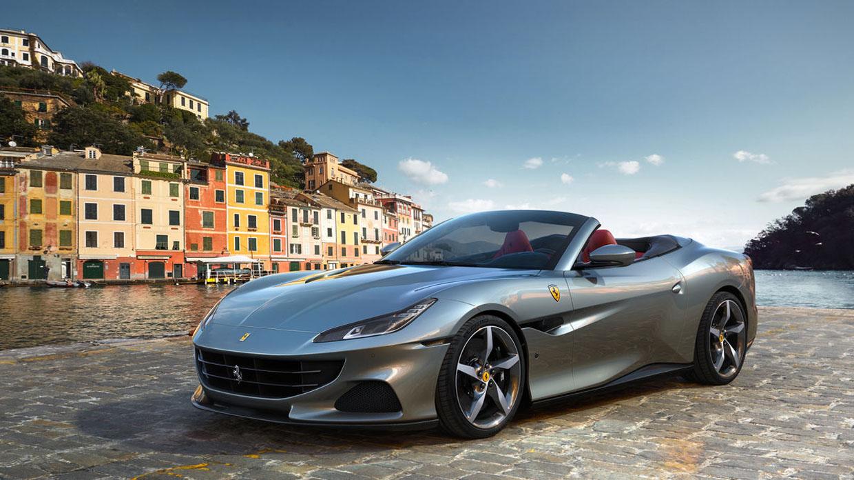 Ferrari Portofino M Packs a New V8 that Makes 612 Horsepower