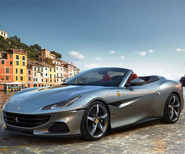 Ferrari Portofino M Packs a New V8 that Makes 612 Horsepower