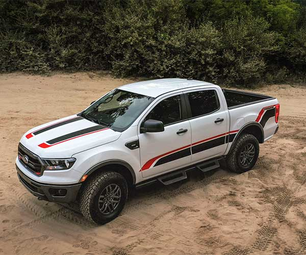 2021 Ford Ranger Tremor Off-Road Package Is the Next Best Thing to a Ranger Raptor