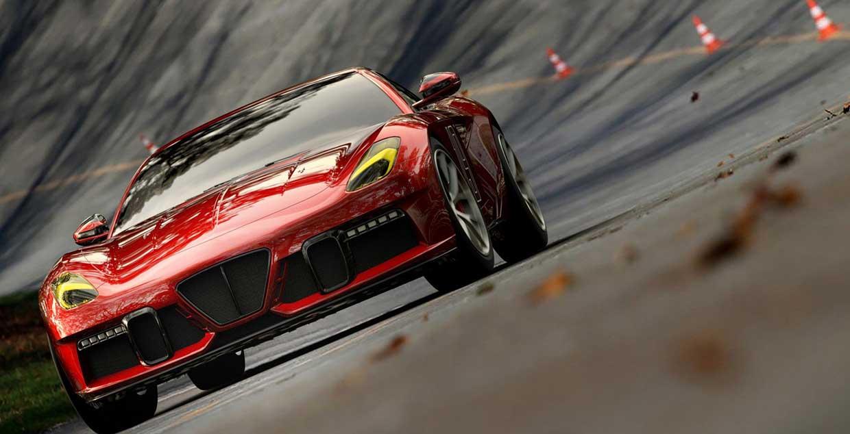 Superleggera Touring Aero 3 is a Gorgeous Sports Car with Ferrari F12 Power