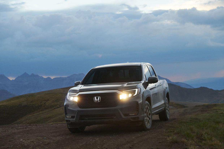 2021 Honda Ridgeline Actually Looks Like a Truck