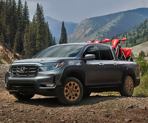 2021 Honda Ridgeline Actually Looks Like a Truck