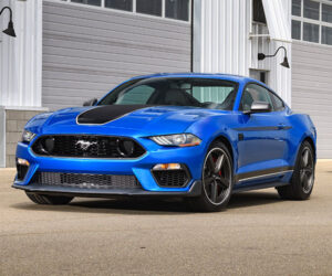 2021 Ford Mustang Mach 1 Price Announced