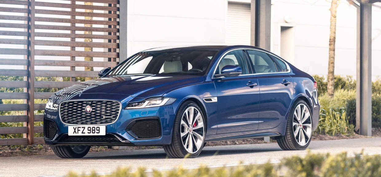 2021 Jaguar XF is the Epitome of Luxury and Style