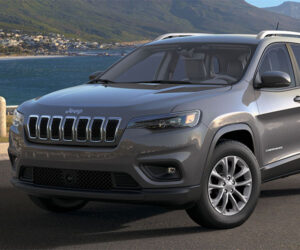Jeep Cherokee Latitude LUX Adds Nappa Leather