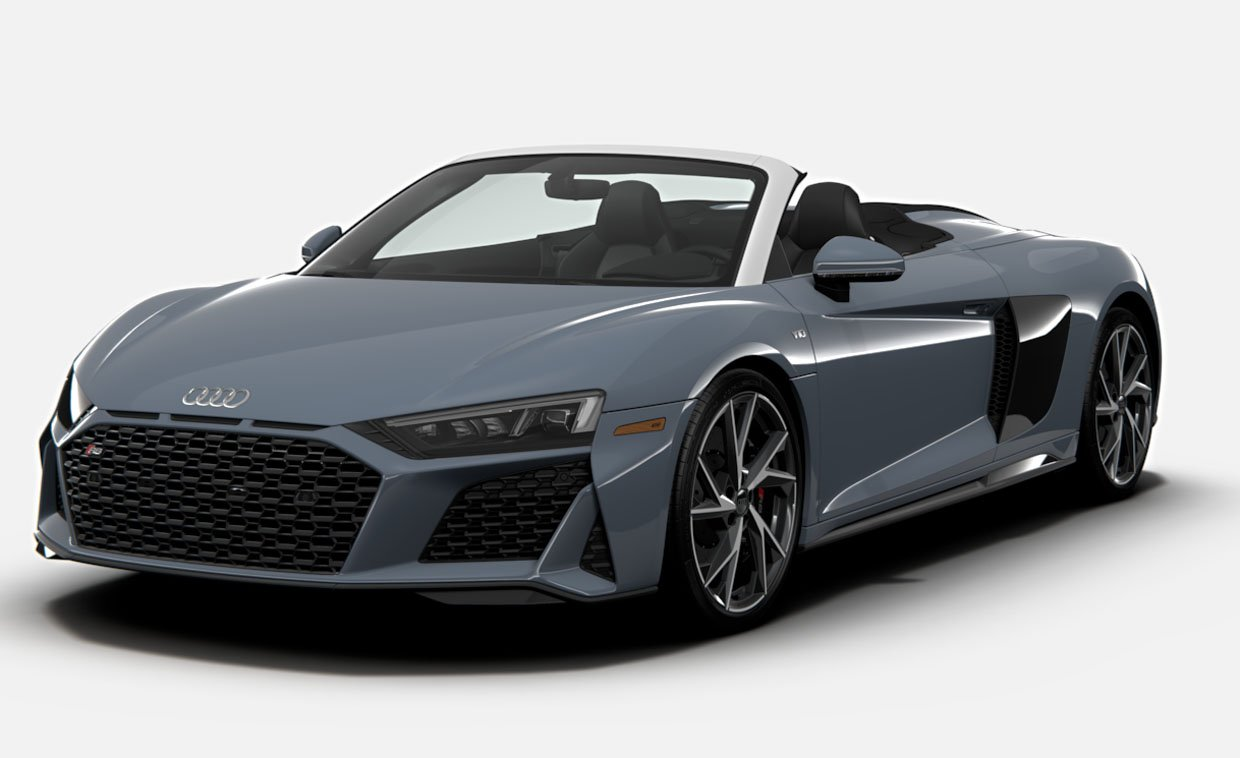 2021 Audi R8 RWD Coupe and Spyder Prices Make Them R8 ...