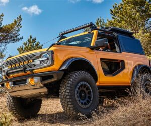 Ford Insider Says Bronco Doughnut Doors Won't Happen