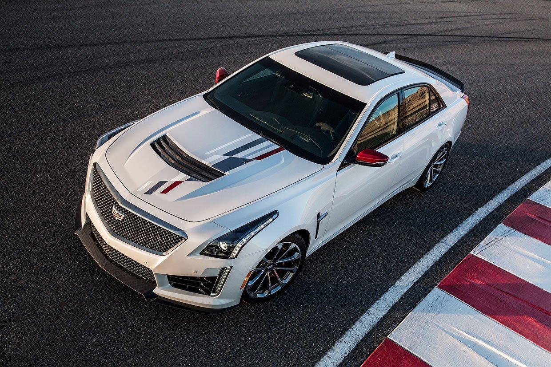 Win a 2018 Cadillac CTS-V Championship Edition