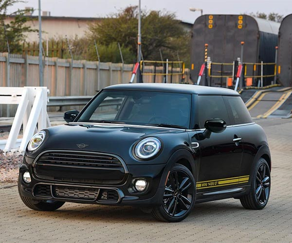 MINI Cooper 1499 GT Special Edition is a Throwback to 1969